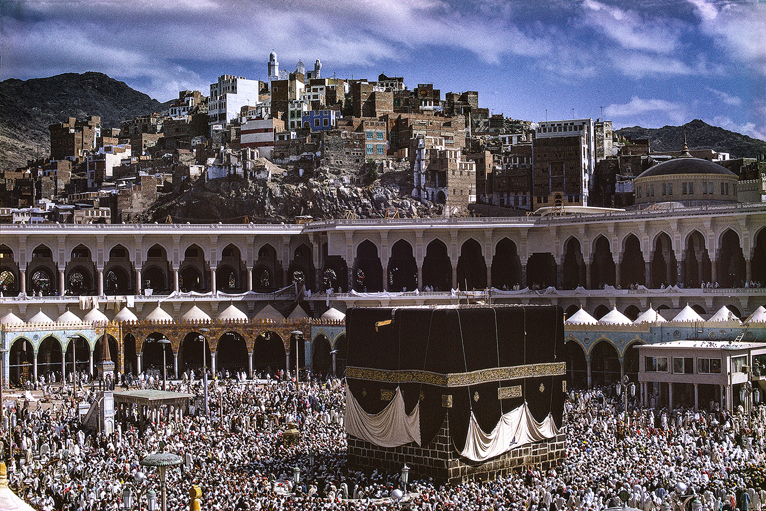 We Speak To Peter Sanders, One Of The First Westerners To Photograph Hajj.