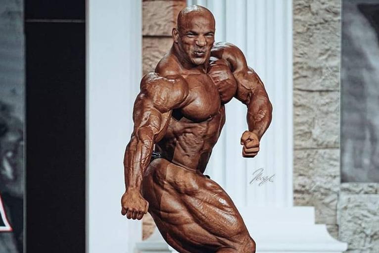 Egyptian Bodybuilder Big Ramy Has Won Mr Olympia 2020 - GQ Middle East