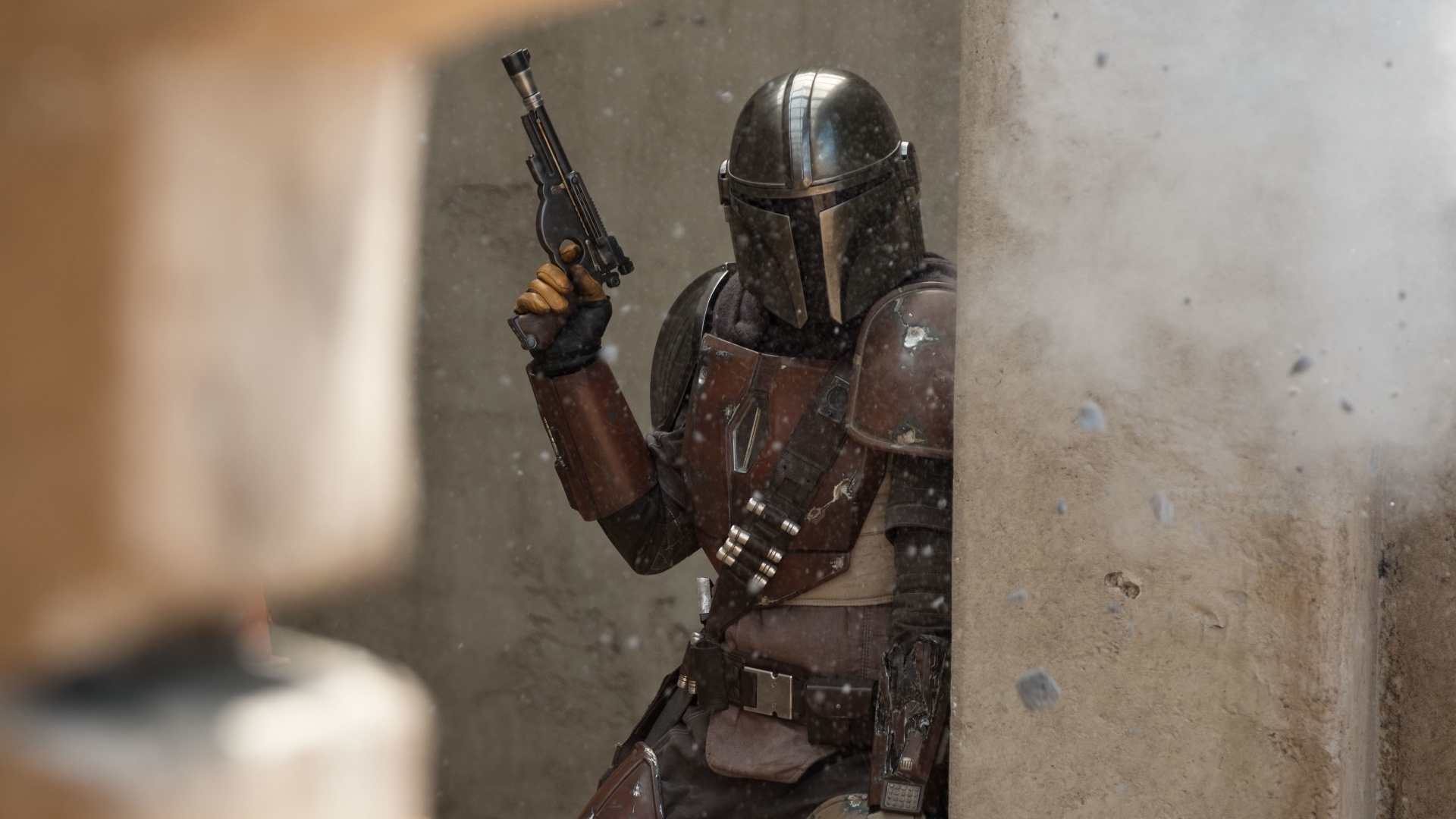 Here S What Jon Favreau And George Lucas Have Been Talking About For The Mandalorian