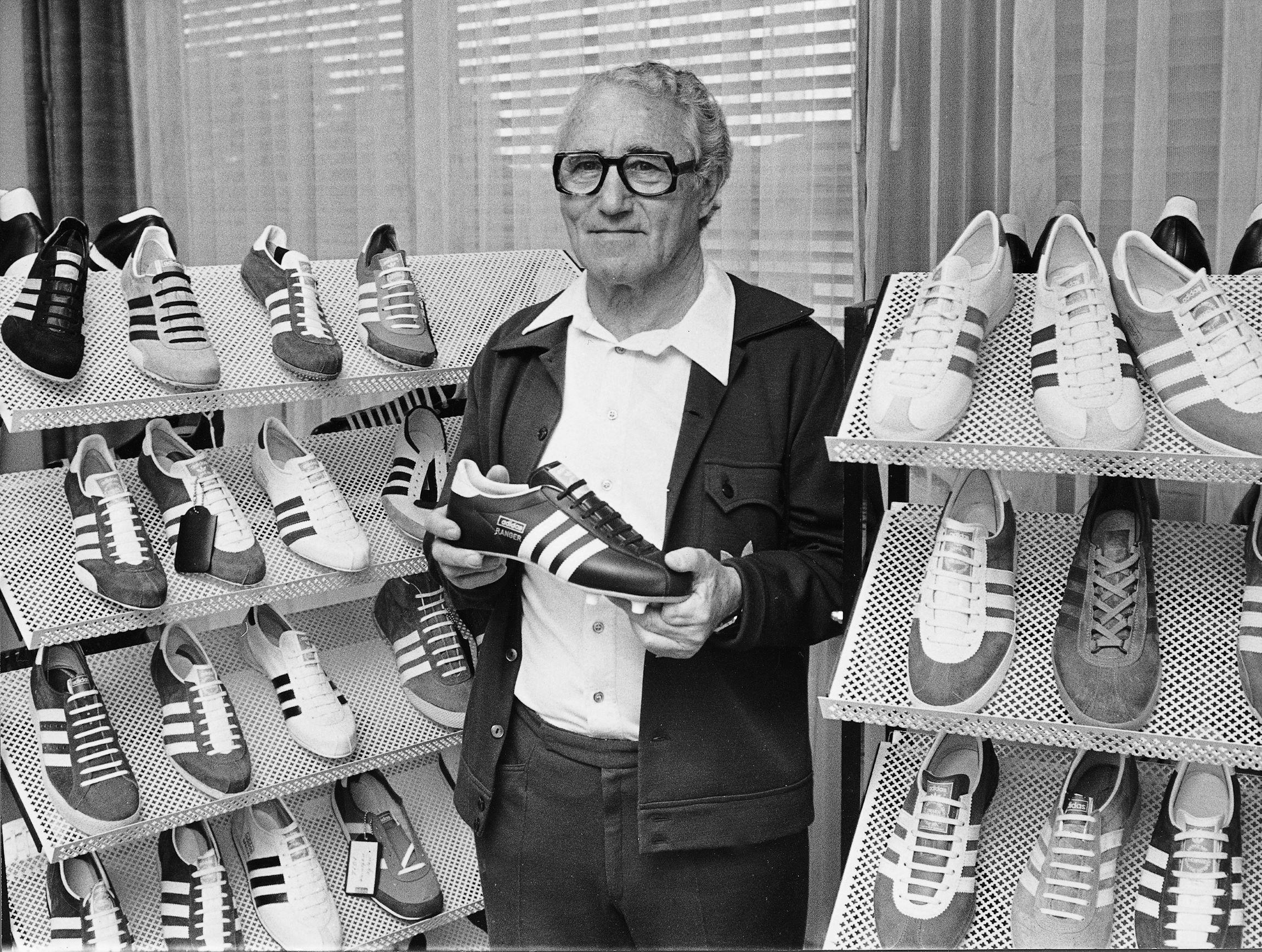 How Adi Dassler Helped Create Streetwear
