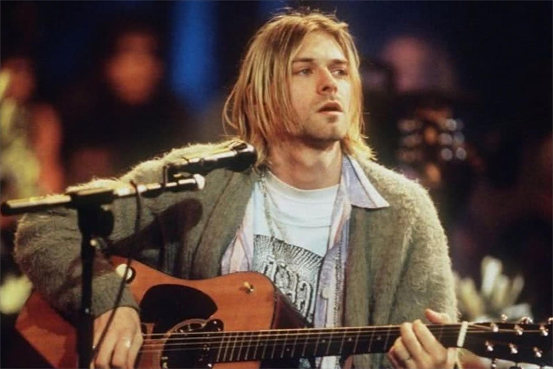 Culture, Artist, Nirvana, Kurt Cobain, Sweater
