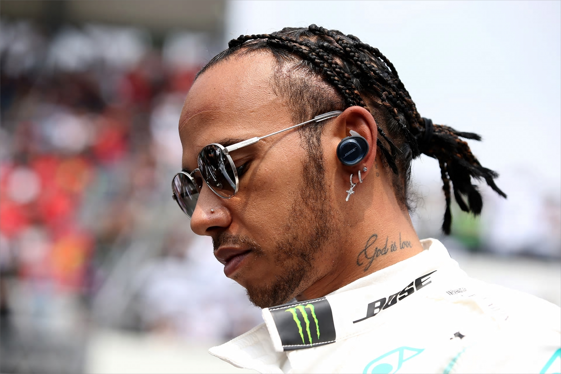 Lewis Hamilton Has Said He Turned Down A Role In Top Gun 2