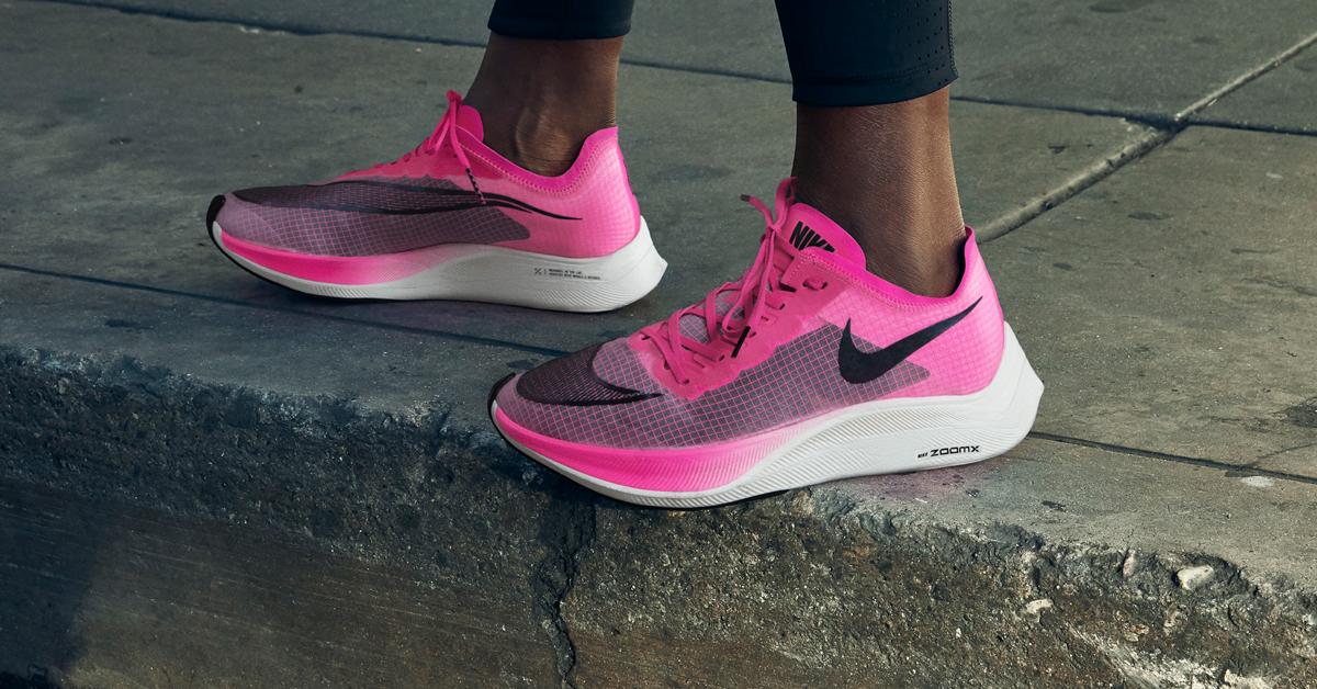 construcción Remisión Cuatro  This Is What Happens When An Average Runner Wears Eluid Kipchoge's Nike  trainers