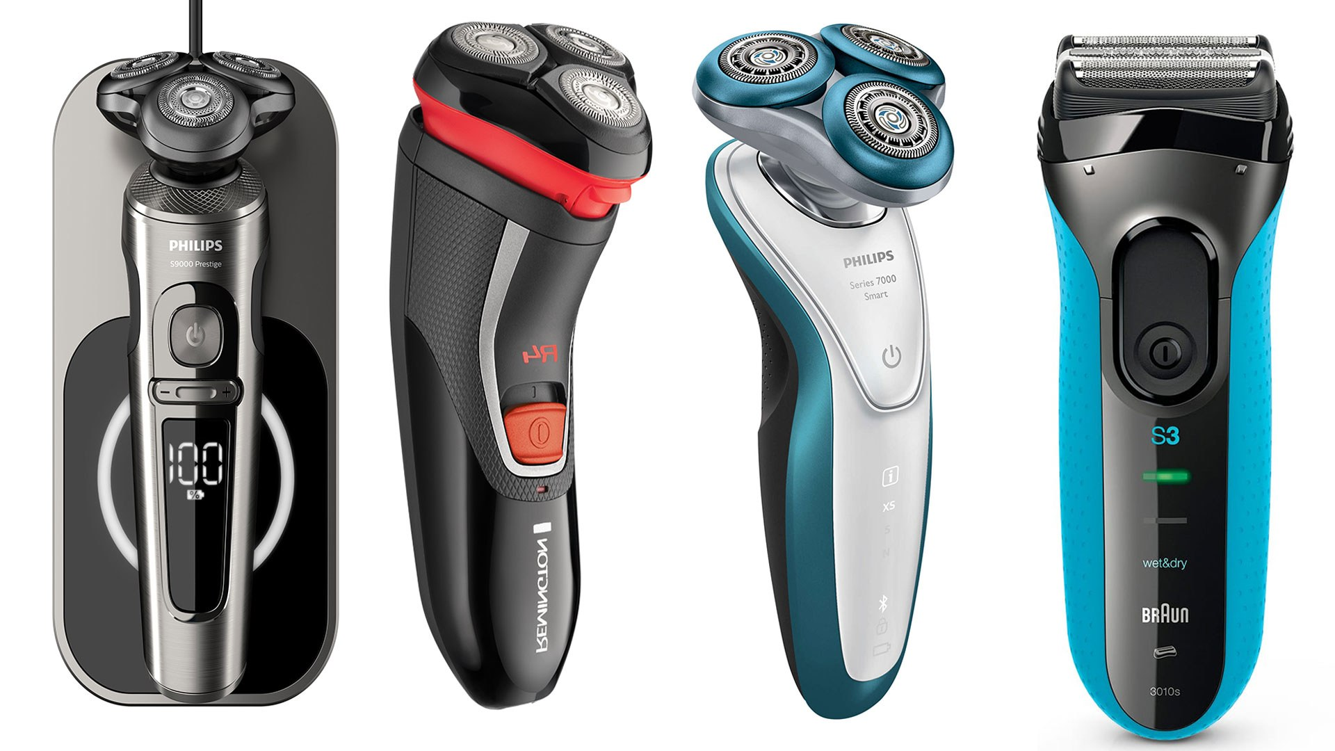 Best Electric Shavers For Smoothing Out Your Stubble