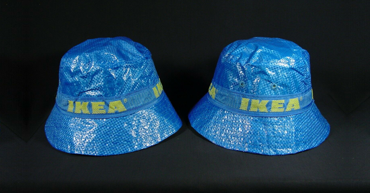 This Ikea Bucket Hat Just Went Viral Gq Middle East