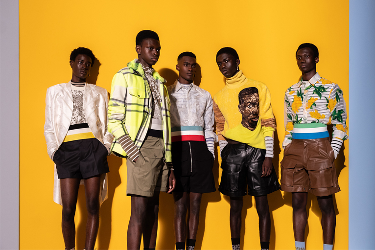 Dior Men's Summer 2021 Collection Is A Love Letter To A Continent | GQ  Middle East