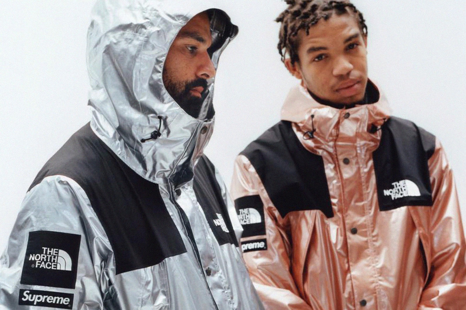 The Supreme X North Face Collab