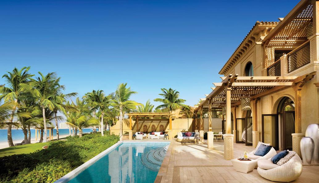 These Dubai Hotels With Private Pools Are Staycation Must-tries