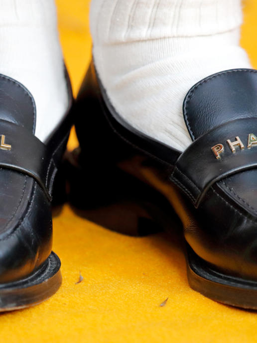 personalised loafers