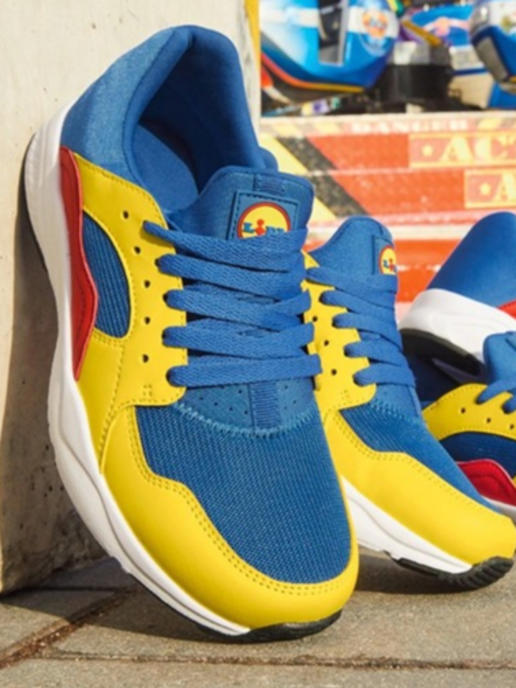 abortar Anécdota pala  The Hottest New Trainers In The World Are From…Lidl   GQ Middle East
