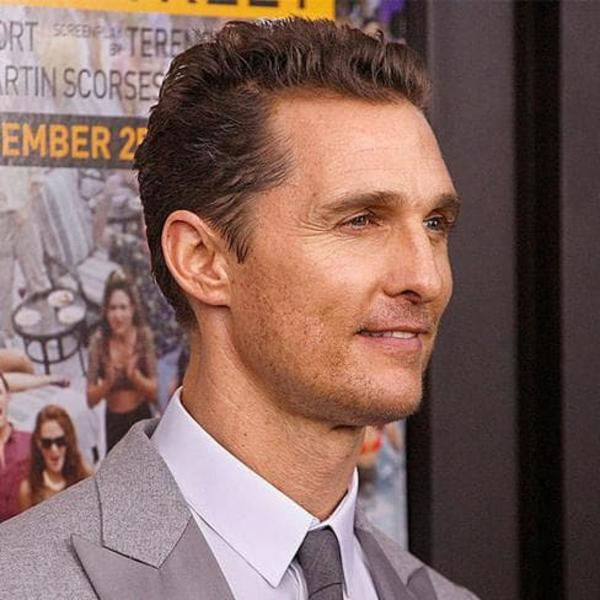 Style Tips For Men With Receding Curly Hair