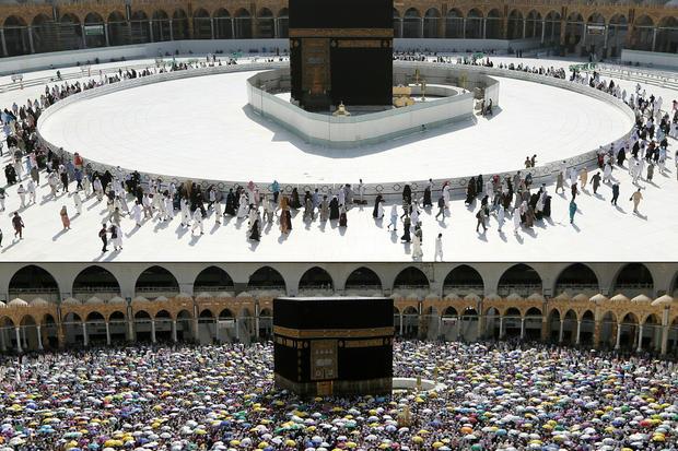 "Hajj To Be 'Very Limited"" Amid Coronavirus Pandemic"