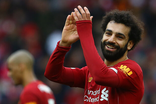 Liverpool And Mohamed Salah Are Premier League Champions