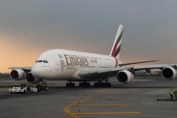 Emirates Airline Announce Suspension Of All Passenger Flights