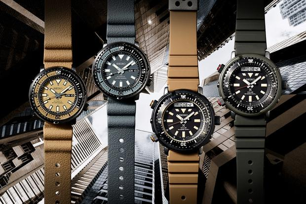 The Seiko Prospex Urban Safari Gives The Classic 'Tuna' A New Street Look