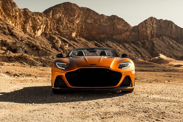 Drive: The Aston Martin DBS Superleggera Volante Is Outrageous