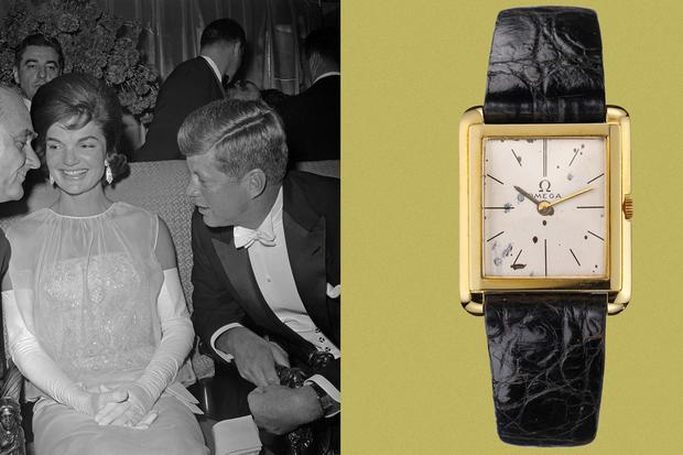 John F. Kennedy's Watch Predicted His Presidential Victory