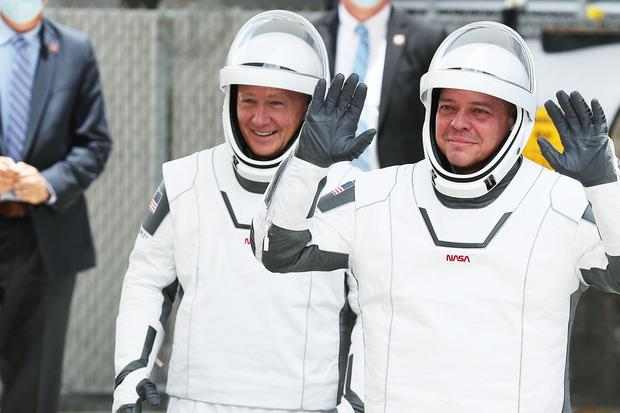 Hey, SpaceX: We Deserved a Cooler Space Suit
