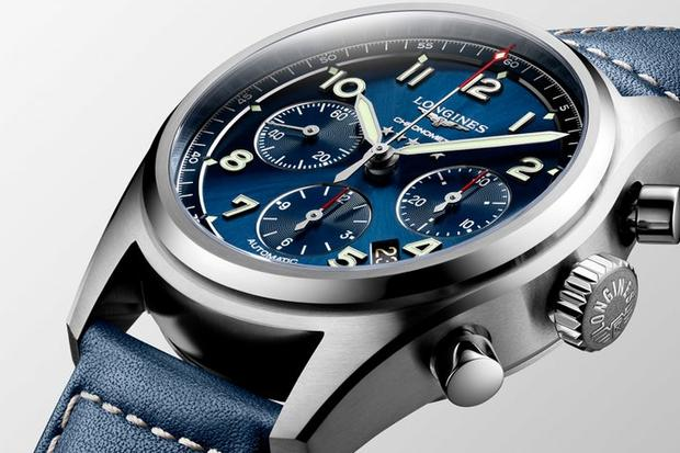 Longines New Spirit Honours The Pilots Who First Put The Brand On The Map