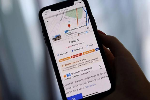 Google Maps Now Alerts You To Covid-19 Travel Restrictions