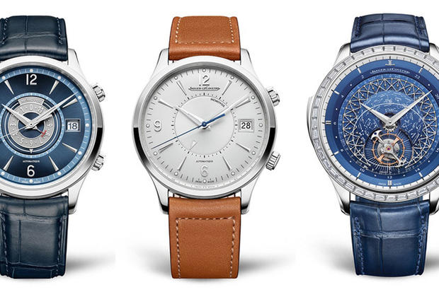 Jaeger-leCoultre Rings The Changes With Three New Chiming Watches