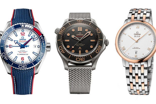 How Omega Watches Defined James Bond, The Olympics And Even The Moon Landings