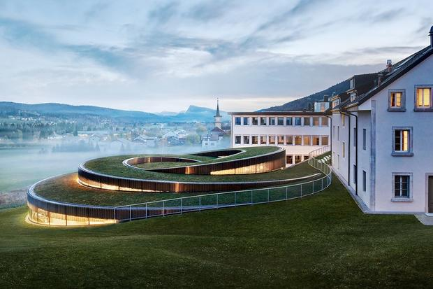 Audemars Piguet's Museum Brings Together Haute Horology And The World's Hippest Starchitect