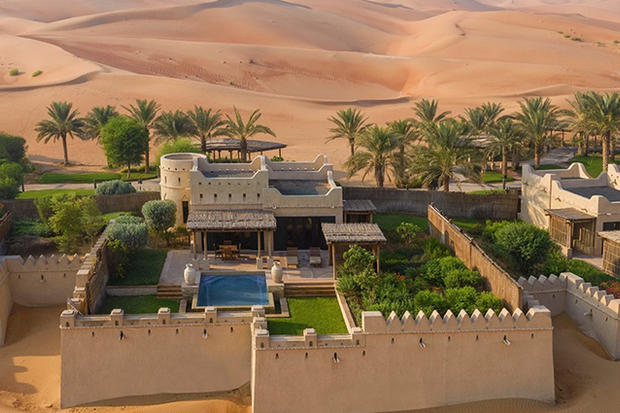 Five Abu Dhabi Hotels With Private Pools Ideal For A Staycation