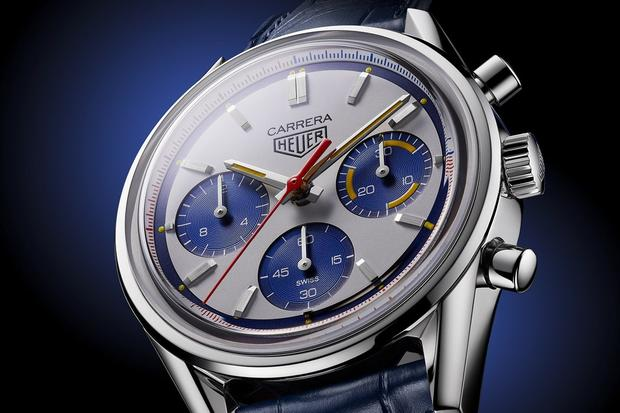 Tag Heuer Unveils Its Second 160th Anniversary Carrera Chronograph