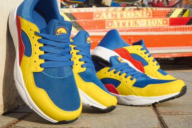 The Hottest New Trainers In The World Are From…Lidl
