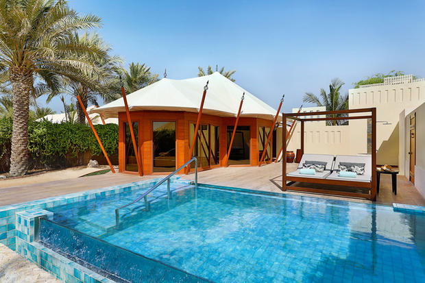Checking-In: The UAE's Top Hotels With Private Pools