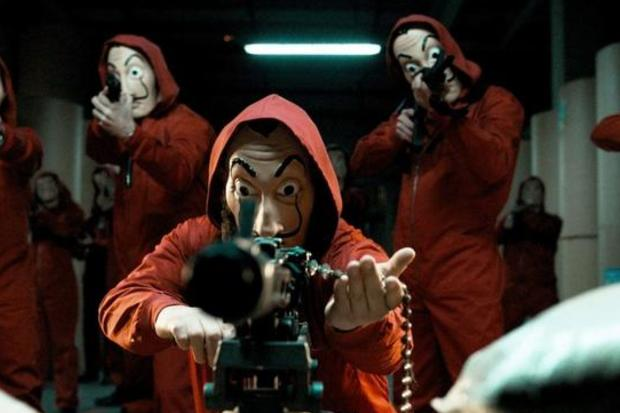 Work Has Officially Started On Season 5 Of Money Heist