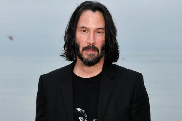 Keanu Reeves Has Entered The World Of Comics With His Own Book