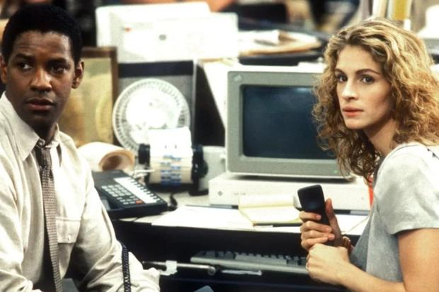 Julia Roberts And Denzel Washington Will Reunite On Netflix Thriller