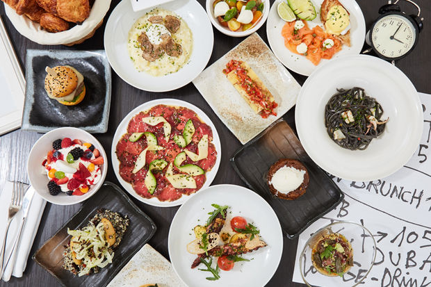 10 Of The Best Brunches In Dubai