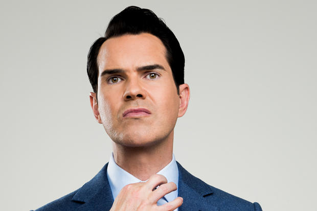 Jimmy Carr Is Coming To Dubai