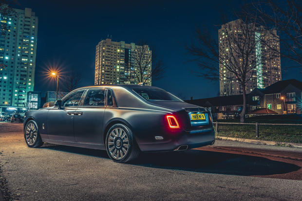 Ten Things You Didn't Know About The Rolls Royce Phantom