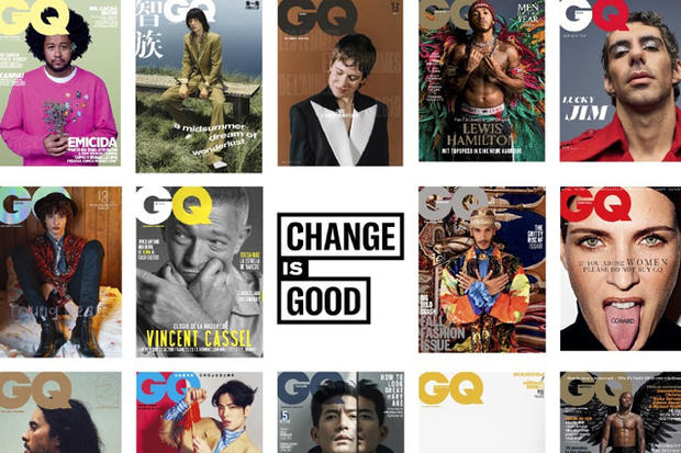 Change Is Good - A Global Manifesto From GQ's 21 International Editions