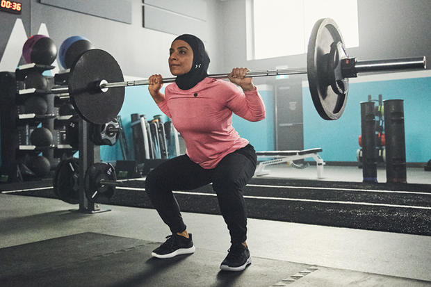 Under Armour Launch Their First Sports Hijab For Women