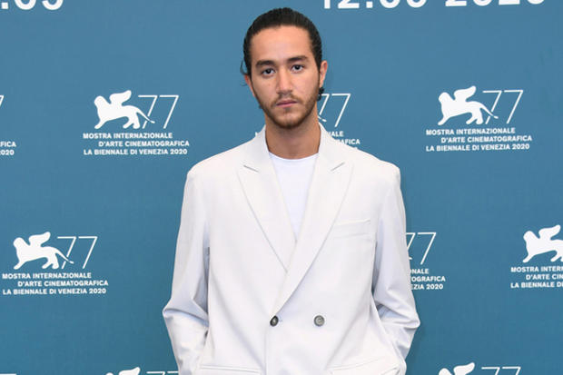 Ahmed Malek's Venice Film Festival Fit Is A Mood