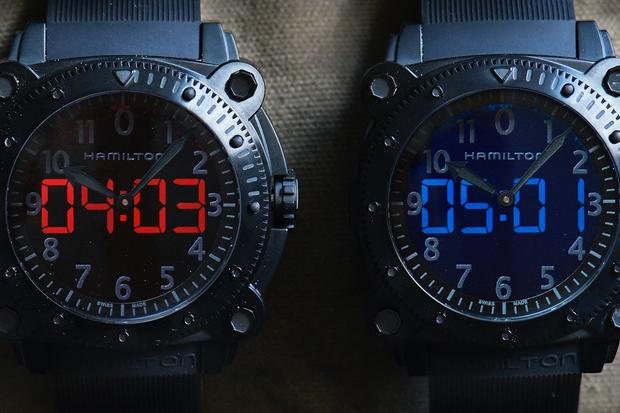 How Tenet's Special Watch Was Built In Total Secrecy