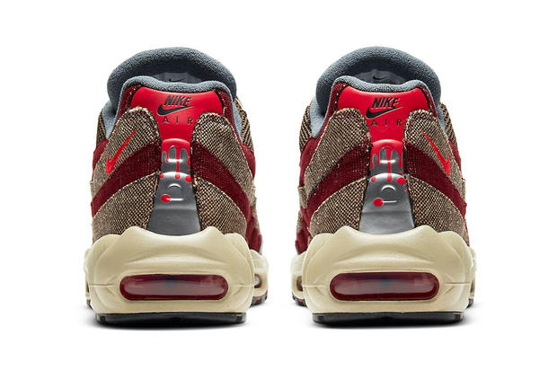 These Nike Freddie Kruger Air Max 95s Are Scarily Good