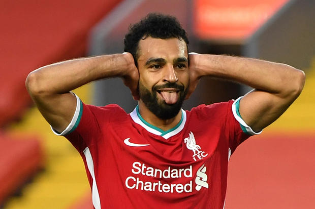 Mo Salah's Goal Celebration Is A Tribute To His Egyptian Teammate