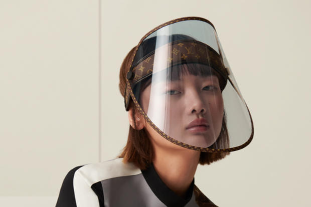 Louis Vuitton Are Making A $900 Face Visor