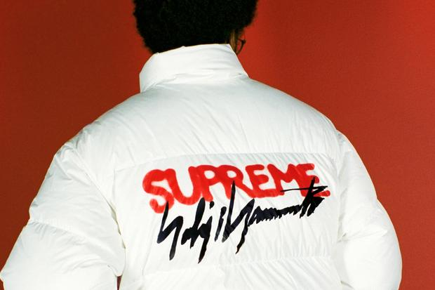 Yes, Yohji Yamamoto x Supreme Is Actually Happening