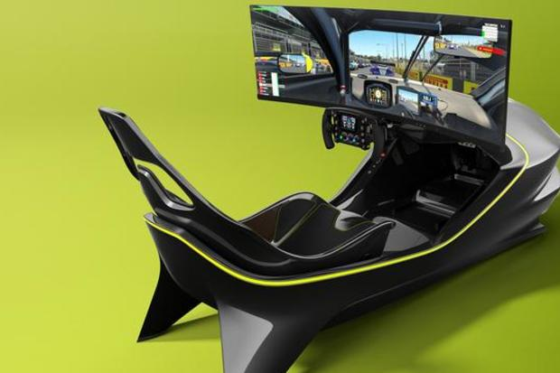 Aston Martin Now Makes Racing Simulators, If You Have A Spare $73K Lying Around