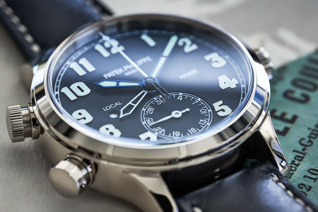 Patek Philippe Unveil The New Calatrava Pilot Travel Time