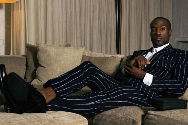 Yahya Abdul Mateen II's Emmy Awards Suit Takes Stay At Home Style To New Levels