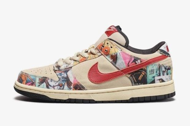The Most Expensive Nikes Going Up For Sale At Sotheby's Next Sneaker Auction