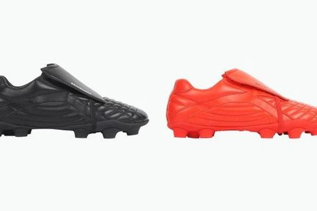 Balenciaga Have Released Football Boots So You Can Take Your Glow-Up To The Pitch